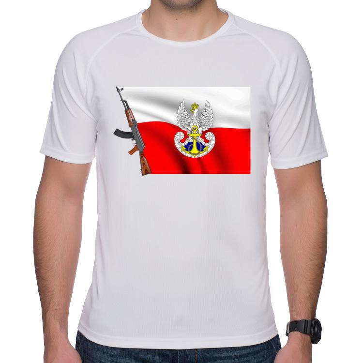 d6c0875381065 Koszulka sportowa AKM Marynarka Wojenna - Koszulki sportowe